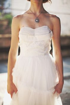 Beautiful rustic wedding dress Keywords: #weddings #jevelweddingplanning Follow Us: www.jevelweddingplanning.com  www.facebook.com/jevelweddingplanning/