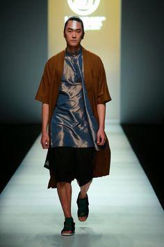 Wander Spring 2015 Shanghai Fashion Week