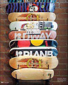 Skateboard WaterFall