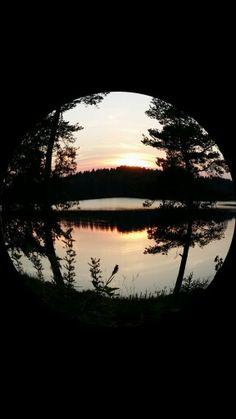 Simsjön Sweden.