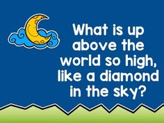 Nursery Rhyme Riddles - Interactive Game