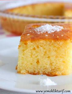 Moist Vanilla Cupcakes, Vanilla Cake, Creme Brulee, Greek Recipes, How To Make Cake, Cornbread, Sweets, Ethnic Recipes, Desserts