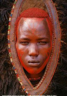 Woman Africa