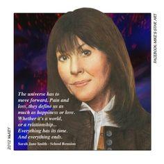 DOCTOR WHO - Elisabeth Sladen