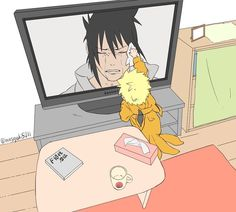 There there Sasuke