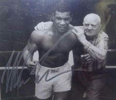 "Costantino ""Cus"" D'Amato was an American boxing manager and trainer who handled the careers of Mike Tyson."