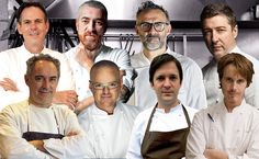 8 chefs mais reconhecidos do mundo - http://superchefs.com.br/8-chefs-mais-reconhecidos-do-mundo/ - #AlexAtala, #Alinea, #AngelicaVitali, #ChefsFamosos, #ChefsMaisReconhecidos, #Colunistas, #ElCellerDeCanRoca, #FerranAdrià, #GrantAchatz, #HestonBlumenthal, #JoanRoca, #MassimoBottura, #Noma, #OsteriaFrancescana, #ReneRedzepi, #ThomasKeller