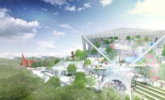 Shigeru Ban designs museum for Taiwan