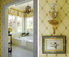 Professionally decorated bathroom by  A Designer | ASID CA Peninsula Chapter
