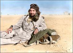 Flying Officer Ernest Mitchelson Imshi Mason of No. 274 Squadron RAF Detachmen