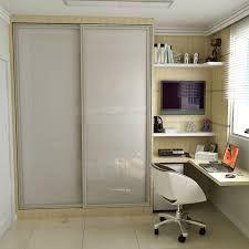 Resultado de imagem para quarto pequeno planejado