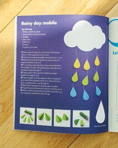 Rainy day magazine