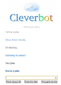 26 Cleverbot Conversations That Are Guaranteed To Make You Laugh