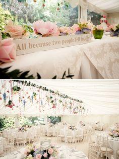A Whimsical & Glamorous Wedding ~ UK Wedding Blog ~ Whimsical Wonderland Weddings