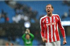 You are Mark Hughes: Pick your Stoke City line-up to face Leicester Peter Crouch, Stoke City Fc, Leicester, Manchester City, Lineup, Face, Sports, Hs Sports, Sport
