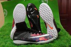 Nike Mercurial Superfly CR Black/White/Total Crimson
