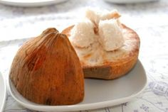 Kratorn-or-Santol (Wild Mangosteen) Baked Potato, Exotic, Potatoes, Baking, Fruit, Vegetables, Ethnic Recipes, Food, Patisserie