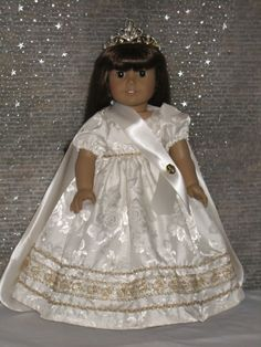 Princess Dress for your American Girl doll