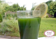 Almás-spenótos zöld turmix - Szilvi ÍzVilág