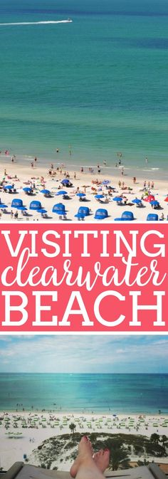 Tips for visiting Clearwater Beach, Florida, including tasty restaurants, family friendly activities, late night spots, and our favorite Clearwater Beach hotel! | The Love Nerds #familyvacation #floridavacation #clearwaterbeach via @lovenerdmaggie Clearwater Beach Attractions, Clearwater Beach Hotels, Clearwater Florida, Cheap Florida Vacation, Florida Hotels, Florida Beaches, Vacation Trips, Vacation Ideas, Vacations