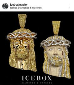 Iced out blue pendant gold chain necklace hiphop rick ross ruby mens icebox diamond watches aloadofball Gallery