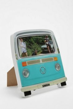 Camper Van Frame @Megan Wheeler saw this and immediately thought of you!