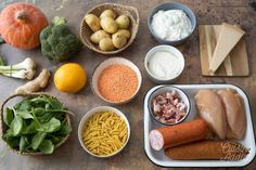 Batch Cooking, Fresh Rolls, Lunch Box, Healthy, Ethnic Recipes, Desserts, Food, Simple, Cooking Recipes
