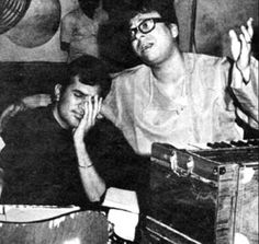 Rajesh Khanna And R. D. Burman