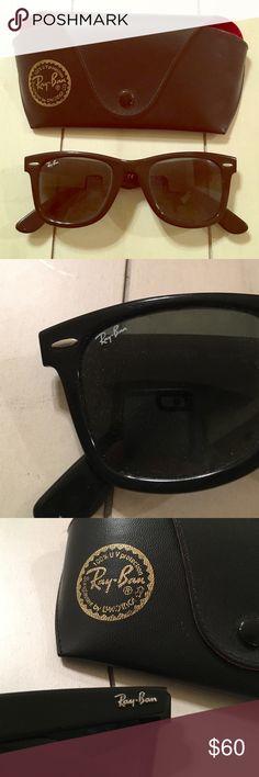 Ray-Ban black wayfarer Ray-Ban black wayfarer classic sunglasses Ray-Ban Accessories Sunglasses