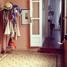 My friend IriaMRO's beautiful house in Barcelona.