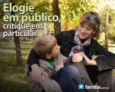 Familia.com.br   Como incentivar a autoestima nos filhos #Autoestima