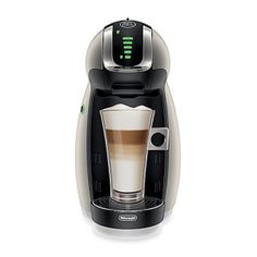 DeLonghi Nescafe Dolce Gusto Genio Coffeemaker  #coffee #coffeemaker #DeLonghi Cappuccino Machine, Coffee Machine, Top Rated Coffee Makers, Espresso Machine Reviews, Italian Coffee, Nescafe, Heating Systems, Best Coffee, Drip Coffee Maker
