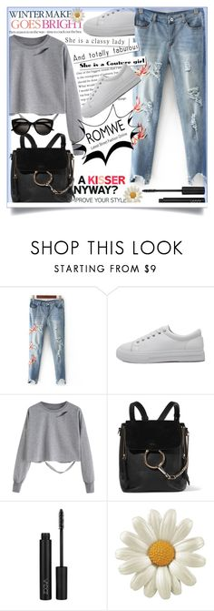 """""""Romwe3"""" by adelisa56 ❤ liked on Polyvore featuring Celestine, Chloé and romwe"""