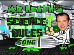 SCIENCE RULES SONG (Types of Science) by Heath