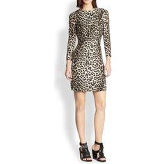 Rank & Style - Rag & Bone Isadora Leopard-Print Silk Dress #rankandstyle #dresses #animalprint http://www.rankandstyle.com/top-10-list/best-animal-print-dresses-2/