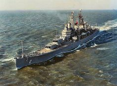 USS Canberra CAG2-Home, sweet home.