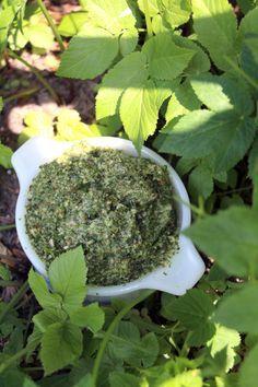 kirskålspesto Plant Based Recipes, Raw Food Recipes, Vegetarian Recipes, Healthy Recipes, Healthy Foods To Eat, Healthy Eating, Swedish Recipes, Simply Recipes, Creative Food