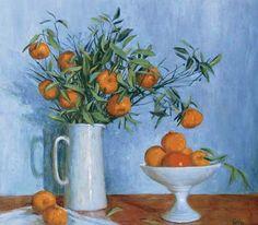 Mandarins - Margaret Olley