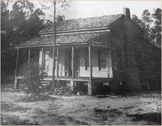Childhood home of Doc Holiday  Valdosta, Georgia