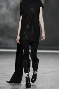 rick owens fall/winter 2013