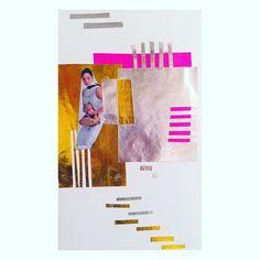 to be a lady  #women #ladystuff #lady #woman #art #wip #collage #artspiration #bows #flowers #pink #houstonartist #artwork #paper