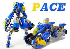 PACE by jan_lego http://flic.kr/p/DAQarA