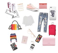 """""""Través"""" by martinapato on Polyvore featuring moda, Abercrombie & Fitch, Chloé, Sophie Hulme, Mark Cross, Converse, Miu Miu, Givenchy, Red Camel y Charlotte Russe"""