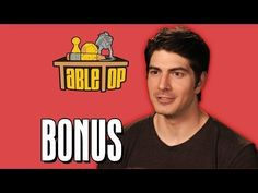 Brandon Routh Extended Interview from Fortune and Glory – TableTop S02E20 | Geek and Sundry