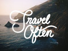 Travel far and wide!