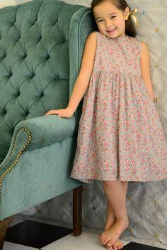 Picnic Dress | Olive Juice