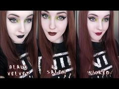 BiohazardousBeauty The Clueless Witch: Lime Crime 'Gothatines' Review! (+playlist)