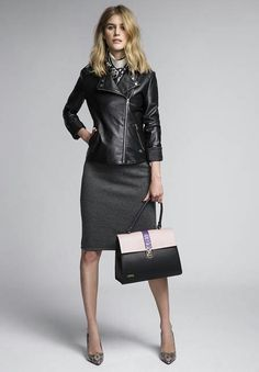 www.cuple.no Fall Winter, Dresses For Work, Work Clothes, How To Wear, Style, Fashion, Work Wear, Swag, Moda