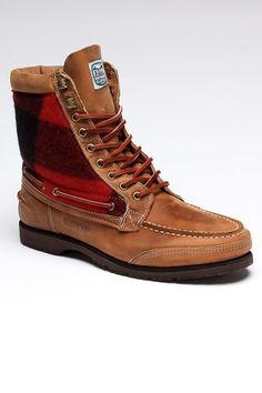 Filson Osmore Boots / Sebago