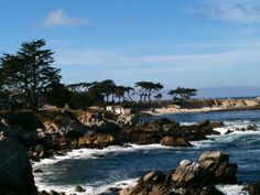 Lovers Point, Pacific Grove, CA.